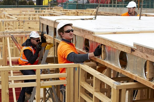 Australand_Parkville_Construction_148