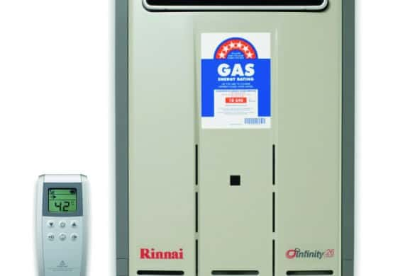 Rinnai Infinity touch unit  tranceiver