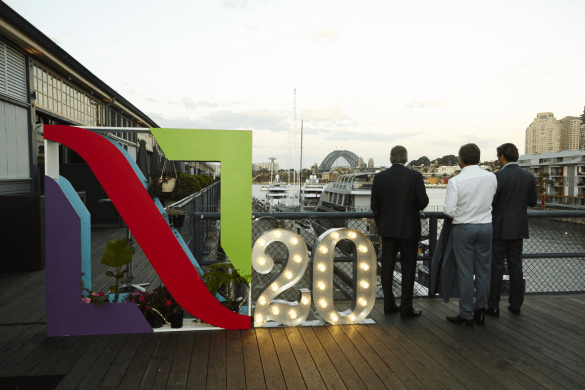 NicKaz 20 Anniversary 10 Nov 2016