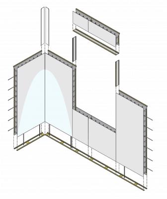 Ritek XL Wall System