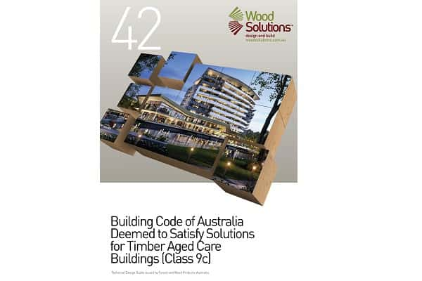 WoodSolutions releases new technical guide that provides timber design and construction solutions for aged care accommodation