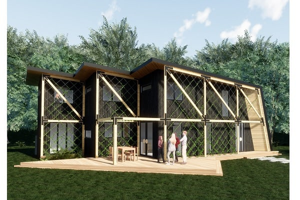 Winner of BDAV 10-Star Sustainable Design Challenge announced