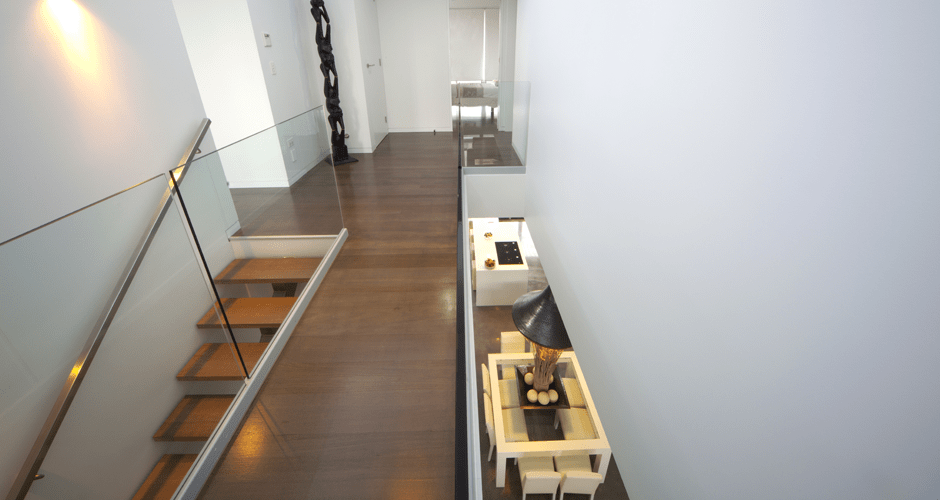 Quiet Flooring Building Connection
