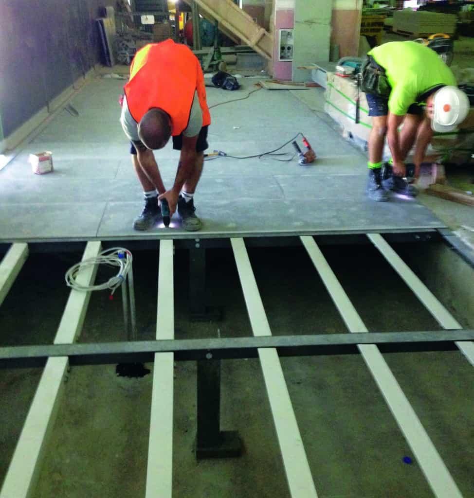 INEX Floor 1