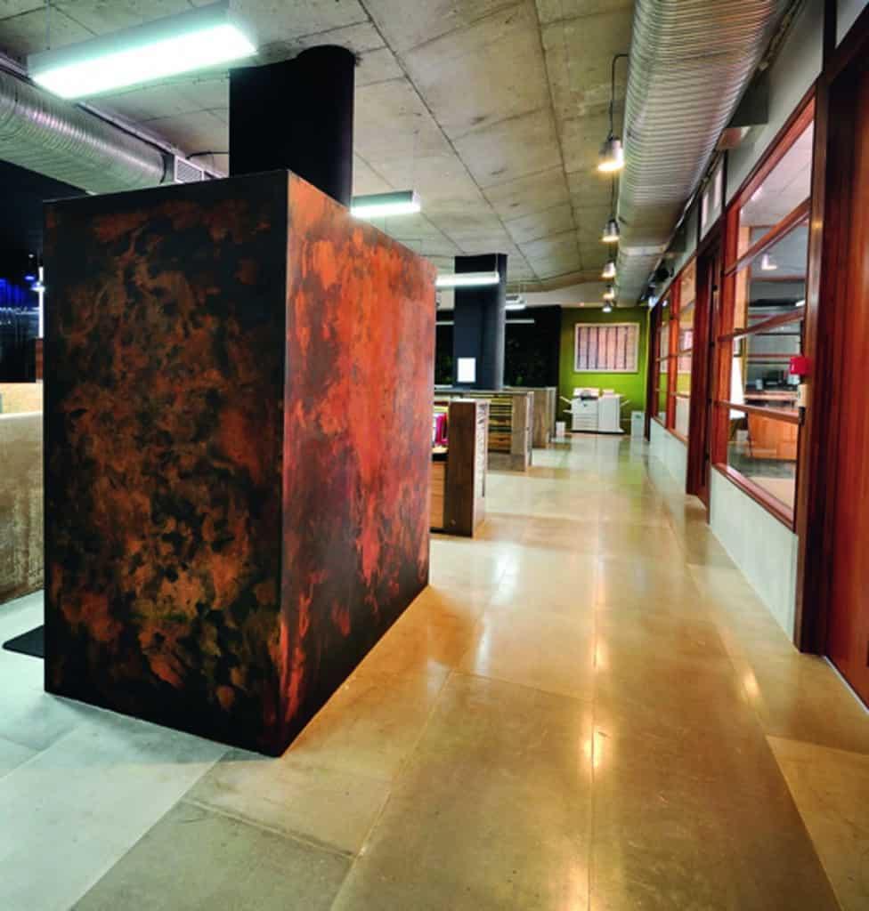 INEX Floor 2