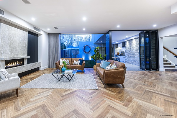 Boral Releases Large Format Parquetry Look Building Connection